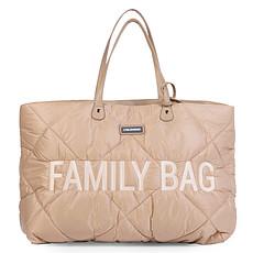 Achat Sac à langer Family Bag Matelassé - Beige