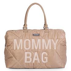 Achat Sac à langer Mommy Bag Large Matelassé - Beige