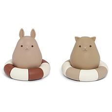 Achat Mes premiers jouets Lot de 2 Jouets de Bain - Bark & Almond