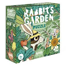 Achat Mes premiers jouets Puzzle d'Observation Le Jardin du Lapin