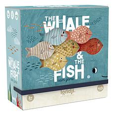 Achat Mes premiers jouets Jeu Calme la Baleine et les Petits Poissons