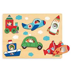 Achat Mes premiers jouets Puzzle Coucou-vroum