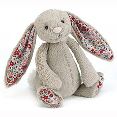 Achat Peluche Blossom Bashful Beige Bunny - Peluche lapin