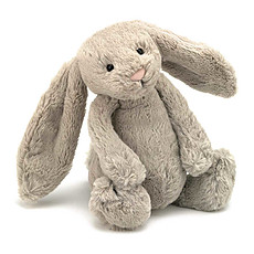 Achat Peluche Bashful Beige Bunny - Medium