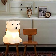 Achat Lampe à poser Lampe Nanuk Ours Polaire