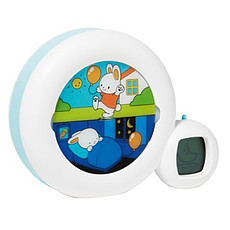 Achat Réveil  Kid'Sleep Le Moon - Indicateur de réveil et veilleuse pour enfant