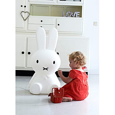 """Achat Lampe à poser Lampe Miffy """"L"""" Lapin"""