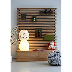 Achat Lampe à poser Lampe Kokeshi Porte Bonheur Japonais