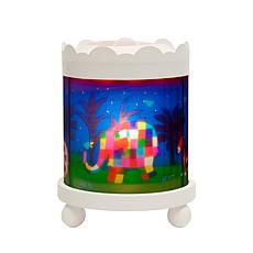 Achat Lampe à poser Manège Lanterne Elmer - Blanc