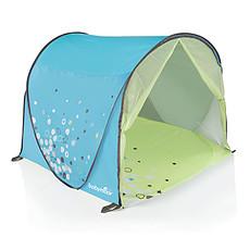 Achat Protection Anti-UV Tente anti-UV pour bébé Bleu/Vert