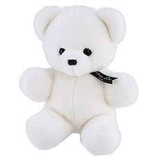 Achat Peluche Peluche Ours Baby Blanc 25 cm