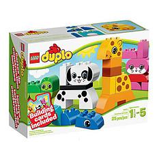 Achat Mes premiers jouets 10573 - LEGO® DUPLO® - Animaux rigolos