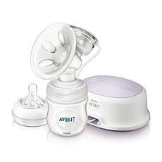 Achat Tire-lait Tire-lait électronique + 1 biberon + Accessoires SCF332/01