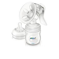 Achat Tire-lait Tire-lait Manuel + 1 Biberon + Accessoires SCF330/20