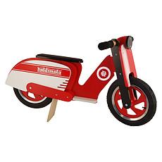 Achat Trotteur & Porteur Draisienne Scooter Red Stripe