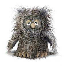 Achat Peluche Orlando Owl - Peluche Hibou 23 cm