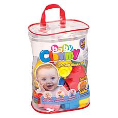 Achat Mes premiers jouets Baby Clemmy Sac Souple 24 pièces