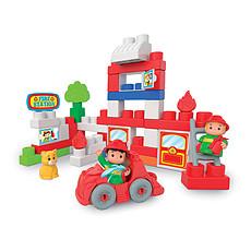 Achat Mes premiers jouets Clemmy Plus La Caserne des Pompiers
