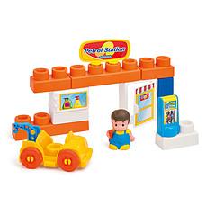 Achat Mes premiers jouets Clemmy Plus Station Essence