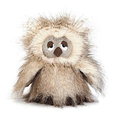 Achat Peluche Ania Owl - Peluche Hibou 23 cm