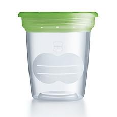 Achat Tire-lait 5 Pots de Conservation - 120 ml