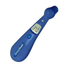 Achat Thermomètre Thermomètre Frontal SimplyTouch - Bleu Marine