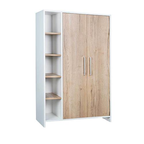 Schardt armoire b b 2 portes eco plus armoire schardt - L armoire de bebe ...