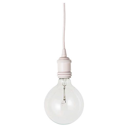 Suspension  décorative Lampe Baladeuse - Rose poudré