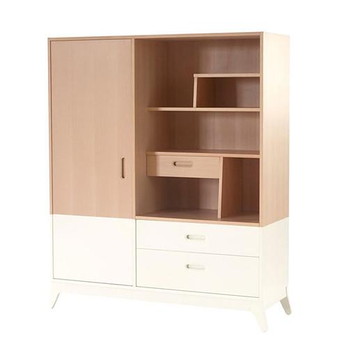 Nobodinoz armoire horizon clair de lune armoire - L armoire de bebe ...