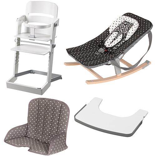 geuther chaise haute tamino transat rocco tablette et. Black Bedroom Furniture Sets. Home Design Ideas