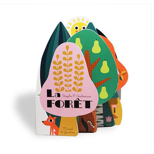 Livre & Carte La Forêt La Forêt