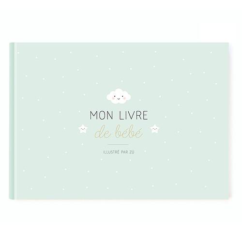 Album naissance Mon Album de Bébé Mon Album de Bébé