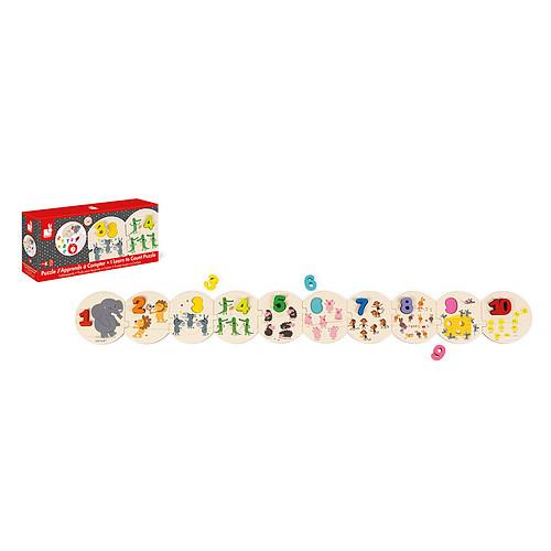 Mes premiers jouets Puzzle J'apprends à Compter Puzzle J'apprends à Compter