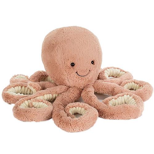 Peluche Peluche Odell Octopus - Small Peluche Odell Octopus - Small