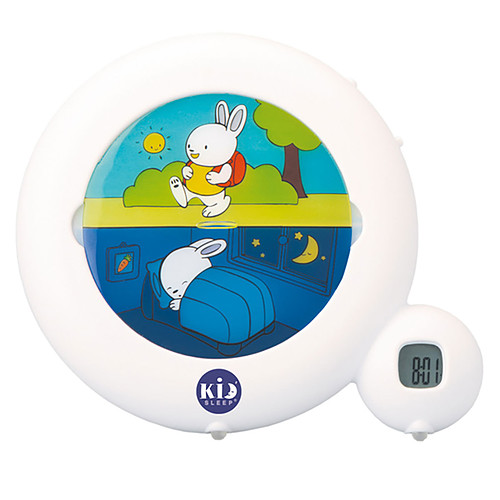 Réveil Kid'Sleep Classic - Blanc Kid'Sleep Classic - Blanc
