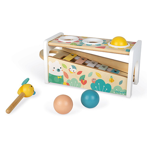 Mes premiers jouets Tap Tap Xylo Pure