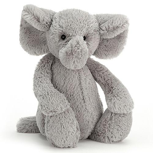 Peluche Bashful Elephant - Medium