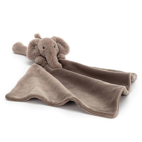 Doudou Shooshu Elephant Soother Doudou Eléphant
