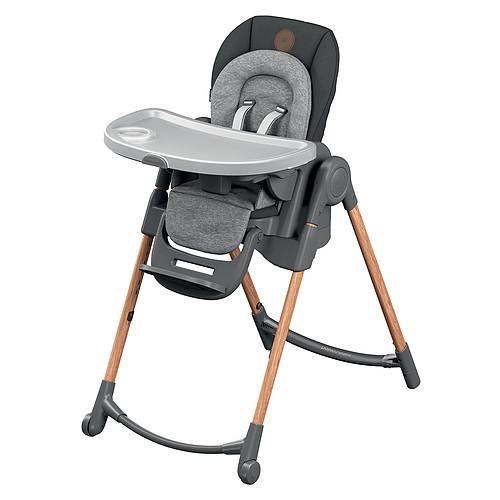 Chaise haute Chaise Haute Minla - Essential Graphite