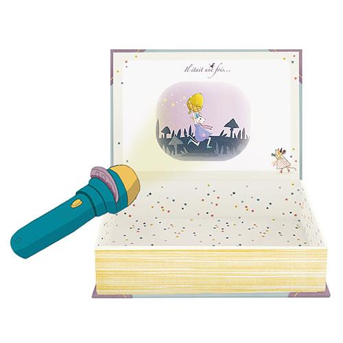 Mes premiers jouets Lampe à Histoires et Livre - Il Etait Une Fois
