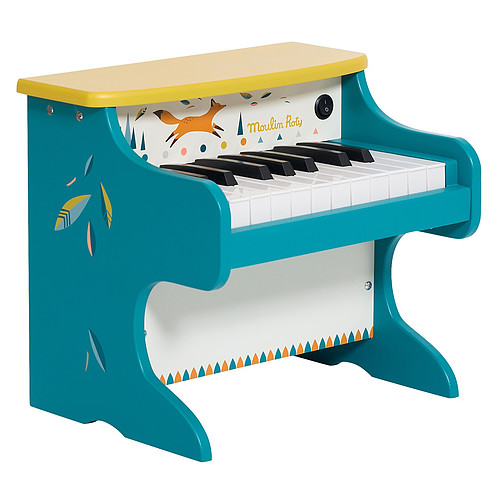 Mes premiers jouets Piano - Le Voyage d'Olga