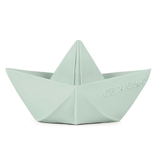 Mes premiers jouets Bateau Origami - Menthe Bateau Origami - Menthe
