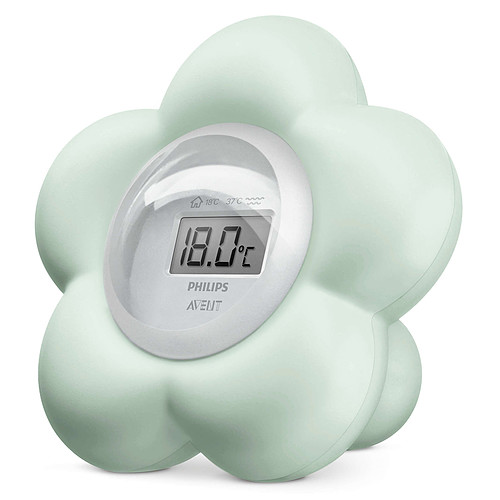 Thermomètre de bain Thermomètre Numérique SCH480/00 - Vert Thermomètre Numérique SCH480/00 - Vert