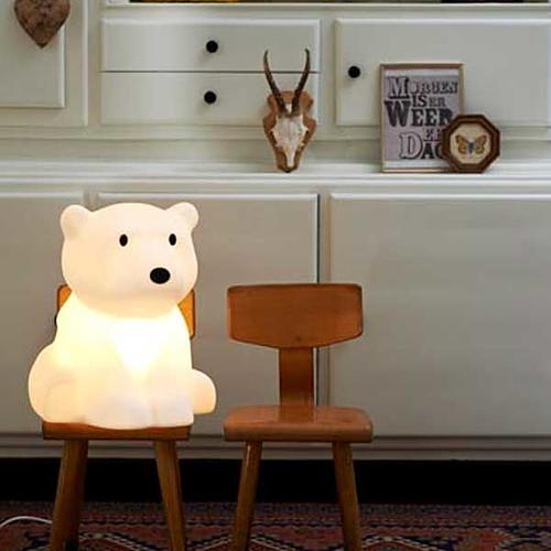 lampe nanuk ours polaire nanuk achat vente lampe. Black Bedroom Furniture Sets. Home Design Ideas