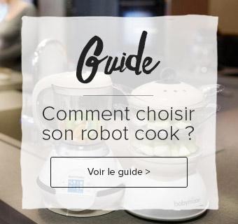 Choisir son robot cook