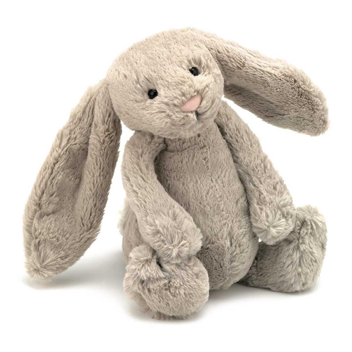 Peluche Bashful Beige Bunny - Medium Bashful Beige Bunny - Medium