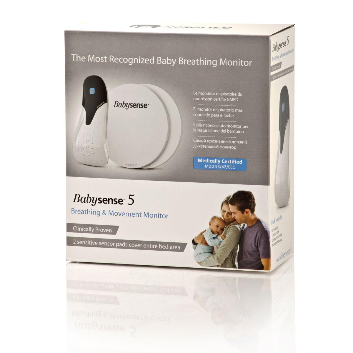 babysense moniteur respiratoire babysense v s curit. Black Bedroom Furniture Sets. Home Design Ideas