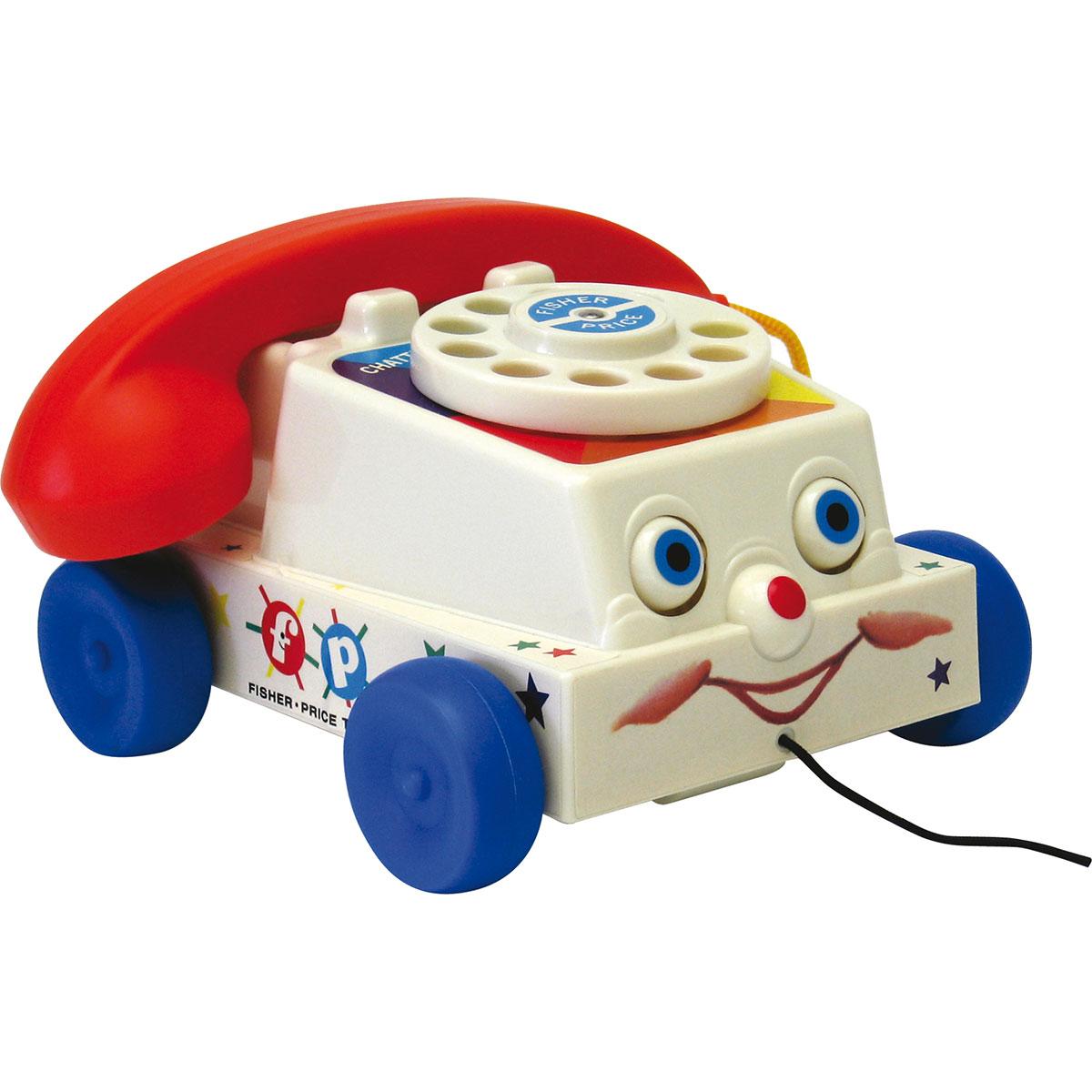 Mes premiers jouets Téléphone Fisher Price Classic Téléphone Fisher Price Classic