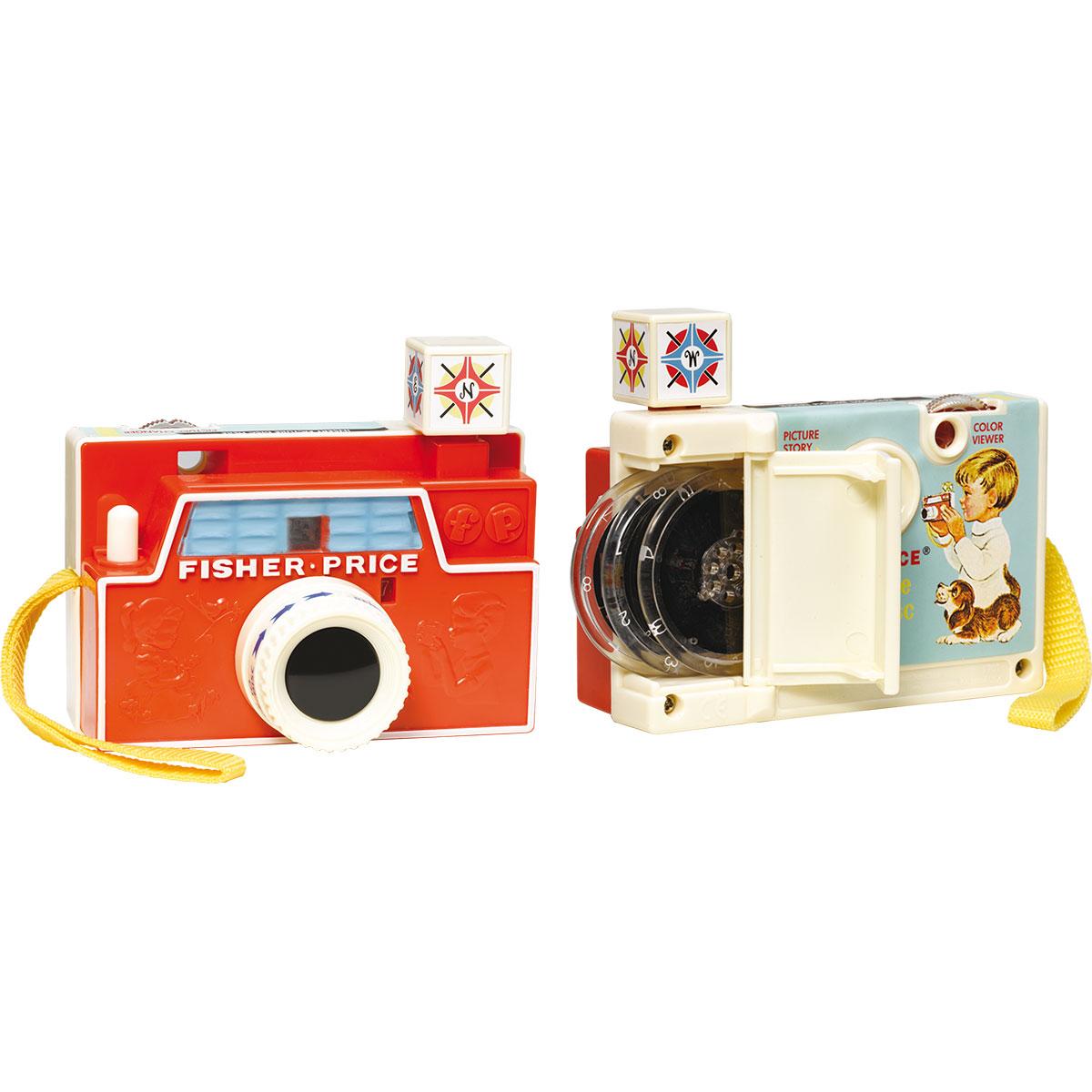 Mes premiers jouets Appareil Photo Fisher Price Classic Appareil Photo Fisher Price Classic