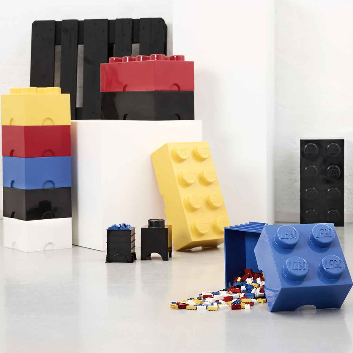 boite rangement lego. Black Bedroom Furniture Sets. Home Design Ideas